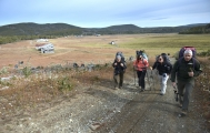 """FD Trekking at """"The Heart of the Island"""""""